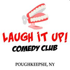 Laugh it up! Comedy Club logo