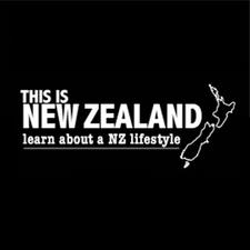 'This is New Zealand' - Seminar and Webinar Lifestyle Series logo