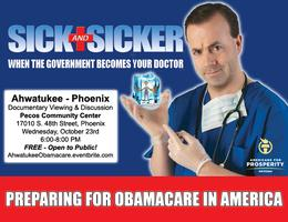 AFP AZ: Sick & Sicker: Preparing for Obamacare in...