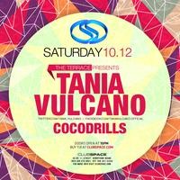 TANIA VULCANO & COCODRILLS (Terrace) ★ OCTOBER 12th ★...