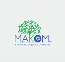Makom NY: A New Kind of Jewish Community on Long Island logo