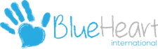 Blue Heart International logo
