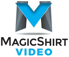 Magicshirt Video logo