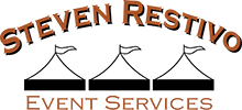 Steven Restivo Event Services logo