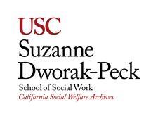 California Social Welfare Archives (CSWA)  logo