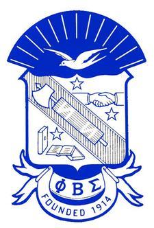PHI BETA SIGMA - Greenville,SC Alumni chapter logo
