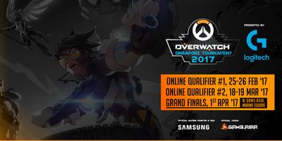 Overwatch Singapore Tournament - Presented by Logitech G (Qualifier #1)