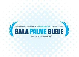 Gala de Palme Bleue 2013 et 30ème anniversaire de la...