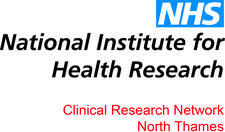 NIHR Clinical Research Network North Thames  logo