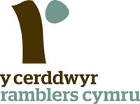 Ramblers Cymru logo