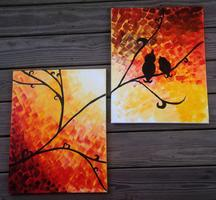 """Make it a Double!"" Paint & Pour Happy Hour"