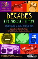 Sing Out Detroit presents, Decades - It's About Time!