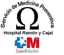 Servicio de Medicina Preventiva y Salud Pública. Hospital Univ. Ramón y Cajal (HURyC)  logo