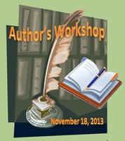 "POST EVENT OPPORTUNITY:  Author's Workshop - ""From..."