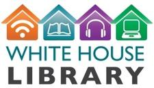 White House Public Library logo