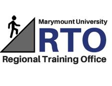 Regional Training Office at Marymount University  logo
