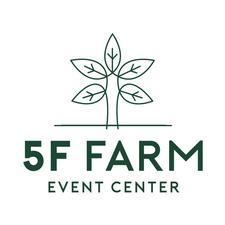5F Farm Event Center logo