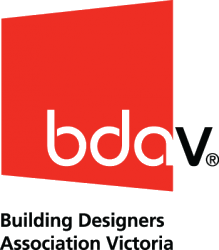 Building Designers Association of Victoria logo