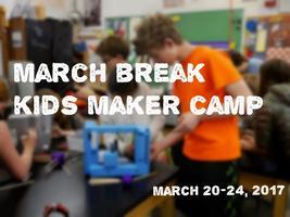 March Break Maker Camp