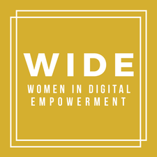 Women in Digital (WIDE) logo