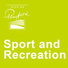 City of Playford - Sports and Recreation  logo
