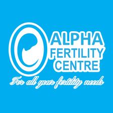 Alpha Fertility Centre logo