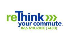 reThink Your Commute logo