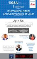 International Affairs and Communities of Color:...