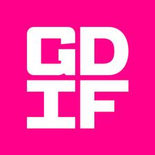 Greenwich+Docklands International Festival logo