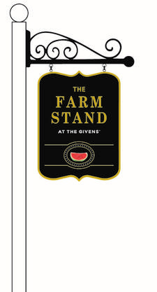 The Farm Stand at The Givens' logo