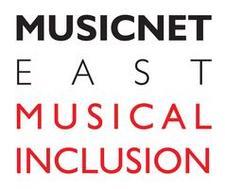 MusicNet East logo