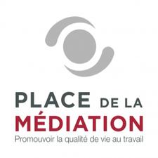 Marie-José GAVA - Place de la Médiation -  logo