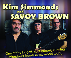 "Kim Simmonds & Savoy Brown, ""An Evening With"""