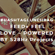 #HashtagLunchbag | Powered by 528Hz Projects logo