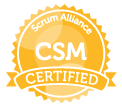 Certified ScrumMaster - with Enterprise Scrum Class 2013