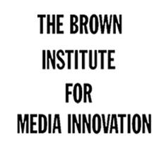 The Brown Institute for Media Innovation logo