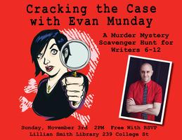 Cracking The Case With Evan Munday