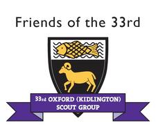 33rd Oxford (Kidlinton) Scout Group - Scout Active Support logo