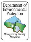 Montgomery County Department of Environmental Protection  logo