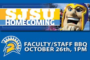 San Jose State Homecoming Faculty/Staff Appreciation...