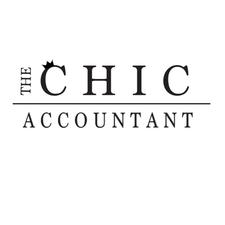 The Chic Accountant  logo