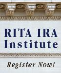 IRA Institute - May 13-15, 2014