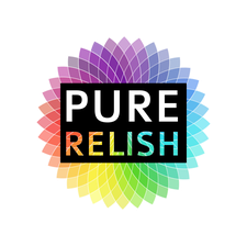 PURE RELISH - Social Media Training for Business logo