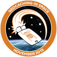 Geocaching in Space - A Geocaching HQ event!