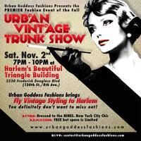Urban Vintage Trunk Show