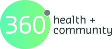 360 Health + Community logo