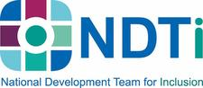 National Development Team for Inclusion (NDTi) logo