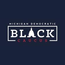 Michigan Democratic Party Black Caucus logo