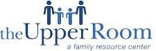 The Upper Room, a Family Resource Center logo