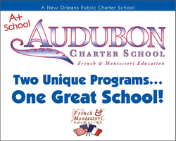 Audubon Charter School - Curriculum Meeting 1